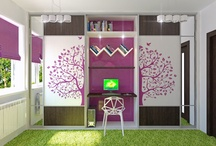 Bedroom ideas / by Mary Holmes