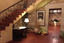 Hotel rural faenas camperas / Decoración vintage