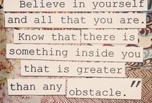 Quotes / by Dunja Schroeder