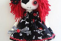 Dolls & Plushies to make