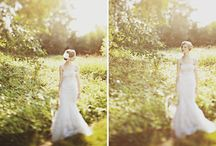 Natural Bride and Groom Portraits. / Yummy, moving, real, natural and awesome portraits of brides, grooms, and bride + groom together.
