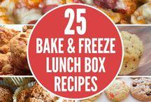 Lunchbox Baking