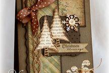 Card Crafts / by Angela Loomis
