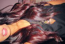 Hair colours....