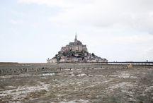 Paysages magnifiques en Normandie