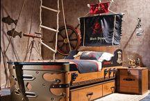 Παιδικό δωμάτιο για αγόρια Πειρατές / Παιδικά έπιπλα και ιδέες διακόσμησης για το παιδικό δωμάτιο αγοριών με θέμα τους Πειρατές. Μοναδικά παιδικά έπιπλα που θα μεταμορφώσουν το χώρο του παιδιού σας.