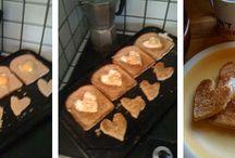 recipes-breakfast / by Ramblings of a Jesus Lover