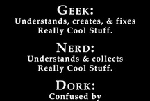Geek Chic / by Sarah Richardson
