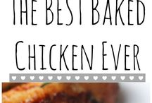 Chicken/ meat Recipes