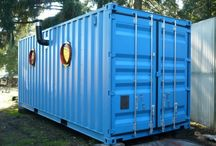 Shelters or container homes / by Karen Pratt