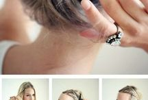 Hairstyles & -ideas