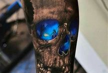 Tattoo Calaveras