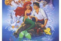 The Little Mermaid / by Crystal Mascioli