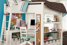 Kids Room Ideas / by Mandy Saunders