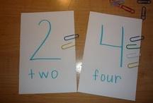 teaching math number sense / by Kelli Holmes