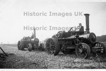 Burrell Ploughing Engines