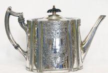 Argento antico - Antique Silver Plate / Argento o metalli antichi, italiani, francesi oppure inglesi