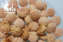 zeytin yağlı sakızı kurabiye
