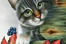 картинки кошек