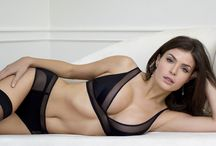Triangular Bra / The perfect wireless bra by ADDICTION Nouvelle Lingerie! Now avalable at www.LingerieTheory.com #triangularbra #wireless #sexylingerie #bras