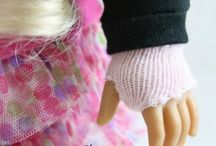 American Girl Doll Clothes / by Pearl Villarreal Arnold