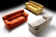 MIAMI / MIAMI è il divano letto più compatto che ci sia! Appena 72 cm di profondità per lasciarti tutto lo spazio che vuoi.