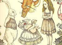 Paper dolls etc / by Anita Greene
