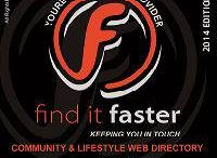 FIND IT FASTER / Welcome to one of South Africa's online Community Lifestyle & Web Directory launched by  Find It Faster.  / by Find it faster