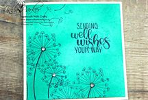 Stampin Up - Dandelion Wishes