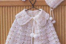gehaakte poppen kleertjes