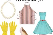 housewife costume