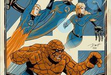 MC Universe - Fantastic Four