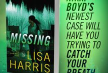 Missing / CBA Best-seller is book two in the Nikki Boyd Files!! July 2016