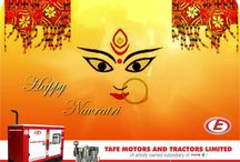 Greetings / Sharing the joy and celebrating the different festivals of India