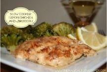 Slow Cooker meals!