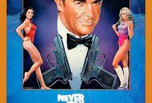 James Bond Fan Art Collection