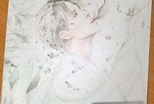 BTS Drawings