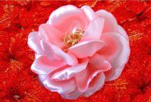 Vídeos Aulas de Flores de Fita