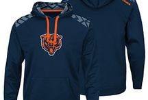 Chicago Bears Sweatshirts and Hoodies / Our selection of Bears sweatshirts and hoodies