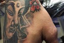 wout tattoo texel