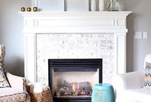Fireplace/Mantle Decor