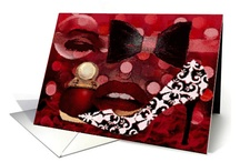 Fashion Note & Greeting Cards / by GeneceLorraine