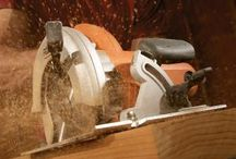 TOOLS and Woodworking / by Donna Babej