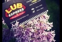 Lub Express / Notre compagnie ici et là!