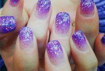 I love purple / Anything with purple in it. / by Rakia Ari