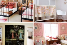 Ideas for the Littlest One's Room / by Johanna Iwaszkowiec