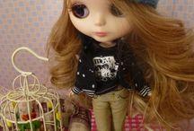 my custom blythe(OOAK) / I Love Blythe! And I love custaom.Original Custom!