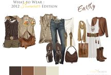 Outfit Ideas  / by Christine Elise