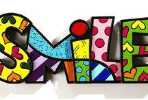 ARTISTE - Romero Britto / by Valérie Cadieux