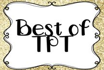 Best of TPT / Great product from Teacher Pay Teachers - definitely worth checking out!!